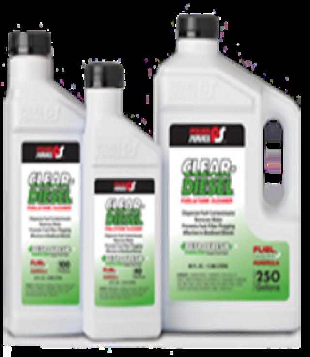Clear-Diesel Üzemanyag és -tartály tisztító