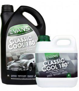 Classic Cool 180′ Víznélküli hűtőfolyadék klasszikus autókhoz