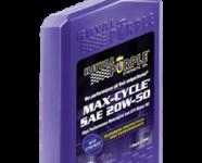 Royal Purple Max Cycle 4 ütemű motorkerékpár olaj