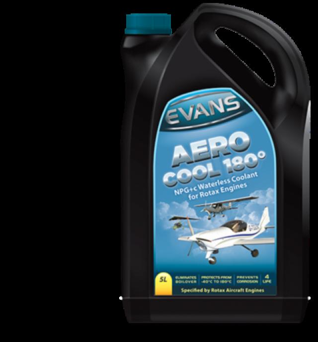 Aero Cool 180′ Víznélküli hűtőfolyadék Rotax repülőgépekhez