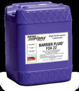 Barrier Fluid FDA Élelmiszer-gyógyszeripari kenőanyag