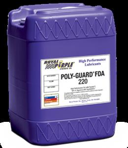 Royal Purple Poly-Guard FDA szintetikus kenőanyag
